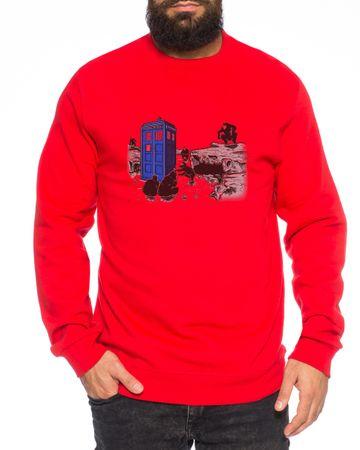 Dr Monkey Men's Sweatshirt – Bild 3