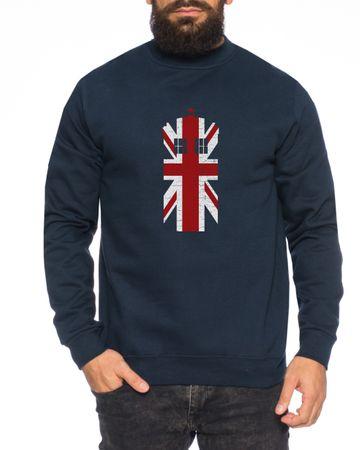 Dr UK Herren Sweatshirt – Bild 1