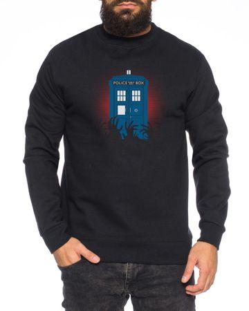 Dr Zombie Herren Sweatshirt – Bild 2