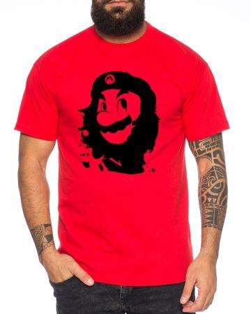 Che Mario Men's T-Shirt Gamer play sport station controller ps game – Bild 4