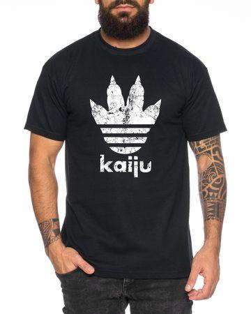 Adi Kaiju Herren T-Shirt Gojira godzilla japan nippon kaiju kanji tokyo – Bild 1