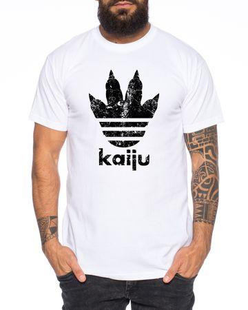 Adi Kaiju Herren T-Shirt Gojira godzilla japan nippon kaiju kanji tokyo – Bild 2