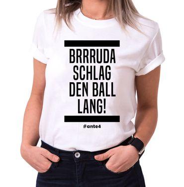 Ante Damen T-Shirt Frankfurt Pokalsieger 2018 Prince – Bild 2