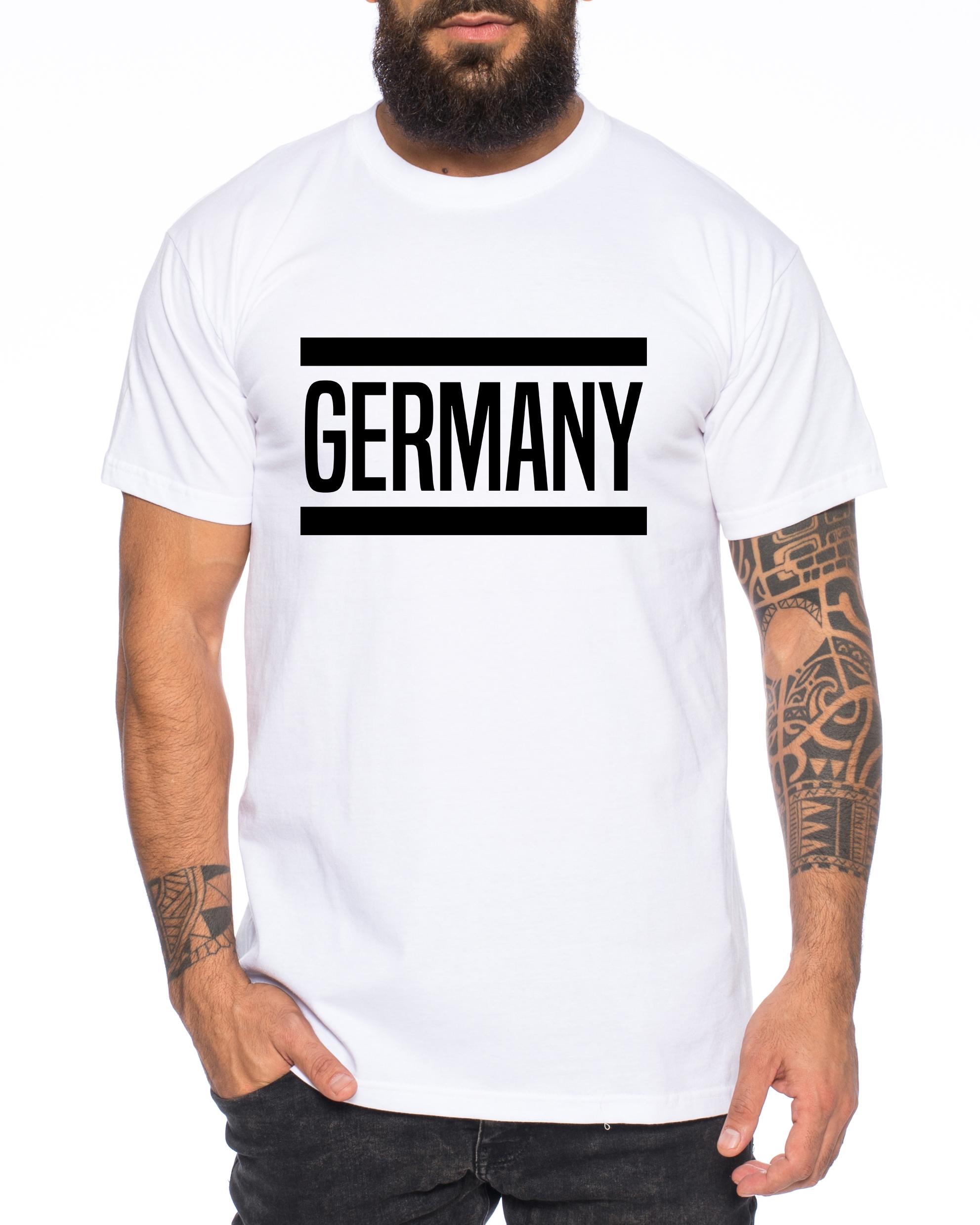 best sneakers 28829 9441b Herren T-Shirt Germany WM 2018 WC Weltmeisterschaft World Cup Viele Länder  S-4XL