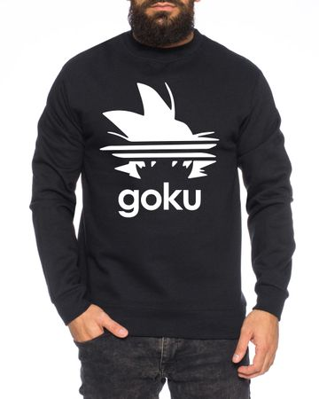 Adi Goku Men's Sweatshirt – Bild 1