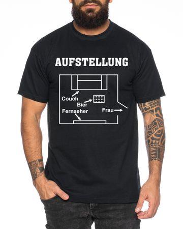 Los Pollos Men's T-Shirt – Bild 1