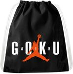 Air Goku Dragon Backpack Bag Gym Bag Sport Jute Pouch, Backpack 001