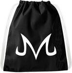 Majin Goku Dragon Backpack Bag Gym Bag Sport Jute Pouch, Backpack 001