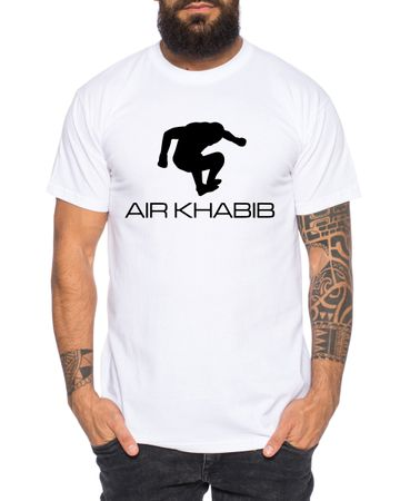 Air Khabib Men's T-Shirt Cool Fitness Sport Shirt – Bild 2