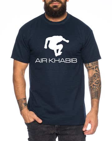 Air Khabib Men's T-Shirt Cool Fitness Sport Shirt – Bild 3