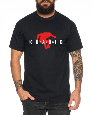 Air Khabib II Men's T-Shirt Cool Fitness Sport Shirt