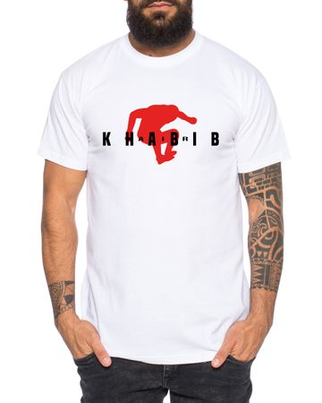 Air Khabib II Men's T-Shirt Cool Fitness Sport Shirt – Bild 2