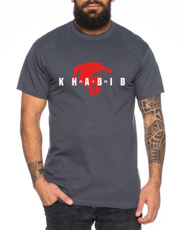 Air Khabib II Men's T-Shirt Cool Fitness Sport Shirt – Bild 6