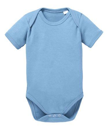 Baby Strampler Bio Baumwolle Body Jungen und Mädchen von 0-12 Monate und auch als 5er Pack erhältlich – Bild 11