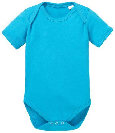 Baby Strampler Bio Baumwolle Body Jungen und Mädchen von 0-12 Monate und auch als 5er Pack erhältlich – Bild 13