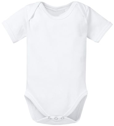Baby Romper organic cotton Body Boys and girls from 0-12 months and also available as a pack of 5 – Bild 3