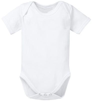 Baby Strampler Bio Baumwolle Body Jungen und Mädchen von 0-12 Monate und auch als 5er Pack erhältlich – Bild 3