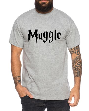 Muggle Men's T-Shirt Potter Magic Magic School Harry – Bild 5