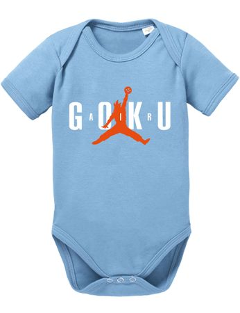 Air Goku Dragon Proverbs Ball Son Baby Romper Organic Cotton Bodysuit Boys & Girls 0-12 – Bild 6