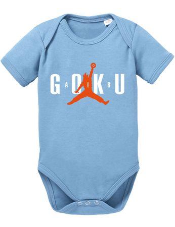 Air Goku Dragon Son Baby Ball Strampler Bio Baumwolle Body Jungen & Mädchen 0-12 Monate – Bild 6