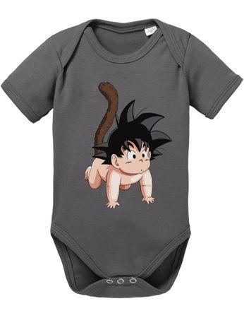 Son Baby Dragon Proverbs Ball Romper Organic Cotton Bodysuit Boys & Girls 0-12 – Bild 2