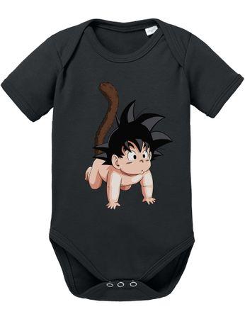 Son Baby Dragon Proverbs Ball Romper Organic Cotton Bodysuit Boys & Girls 0-12 – Bild 7