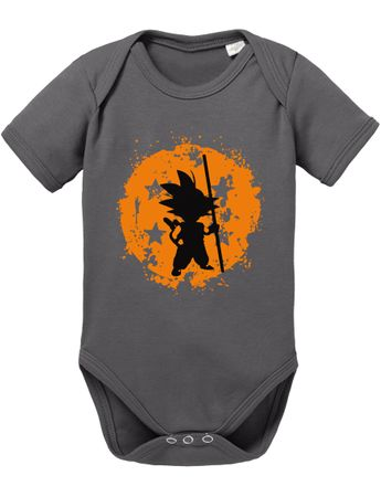 Son Bruch Dragon Proverbs Ball Romper Baby Organic Cotton Bodysuit Boys & Girls 0-12 – Bild 7