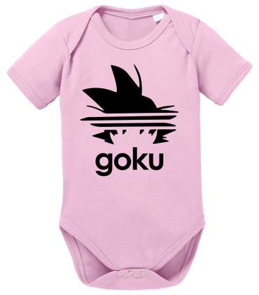 Adi Goku Dragon Proverbs Ball Son Baby Romper Organic Cotton Bodysuit Boys & Girls 0-12 – Bild 3