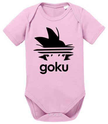 Adi Goku Dragon Son Baby Ball Strampler Bio Baumwolle Body Jungen & Mädchen 0-12 Monate – Bild 3