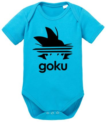Adi Goku Dragon Proverbs Ball Son Baby Romper Organic Cotton Bodysuit Boys & Girls 0-12 – Bild 9