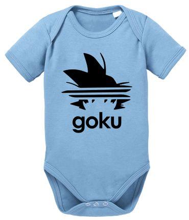 Adi Goku Dragon Son Baby Ball Strampler Bio Baumwolle Body Jungen & Mädchen 0-12 Monate – Bild 7