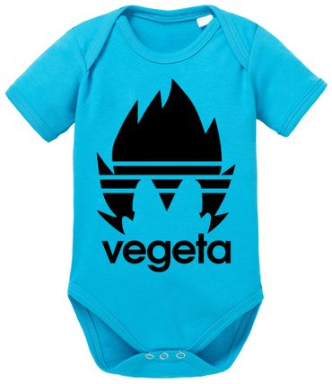 Adi Vegeta Dragon Proverbs Ball Son Baby Romper Organic Goku Cotton Bodysuit Boys & Girls 0-12 – Bild 7