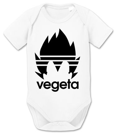Adi Vegeta Dragon Proverbs Ball Son Baby Romper Organic Goku Cotton Bodysuit Boys & Girls 0-12 – Bild 8