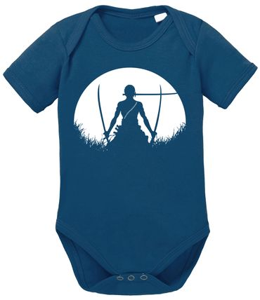 SunRise Zorro One Straw Hat Baby Proverbs Piece Romper Organic Cotton Bodysuit Boys & Girls 0-12 – Bild 2