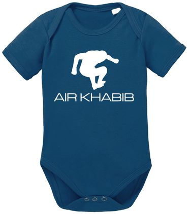 Air Khabib MMA Baby Proverbs Romper Organic Cotton Bodysuit Boys & Girls 0-12 – Bild 7