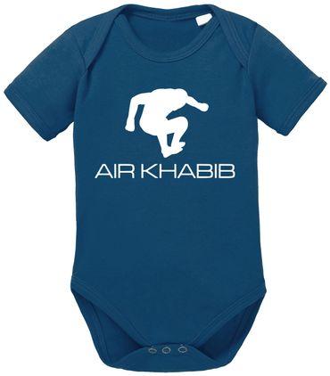Air Khabib MMA Baby Strampler Bio Baumwolle Body Jungen & Mädchen 0-12 Monate – Bild 7