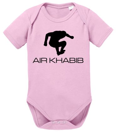 Air Khabib MMA Baby Proverbs Romper Organic Cotton Bodysuit Boys & Girls 0-12 – Bild 5