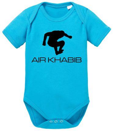 Air Khabib MMA Baby Strampler Bio Baumwolle Body Jungen & Mädchen 0-12 Monate – Bild 9