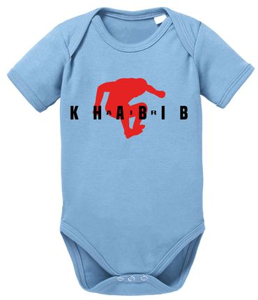 Air Khabib II MMA Baby Proverbs Romper Organic Cotton Bodysuit Boys & Girls 0-12 – Bild 5