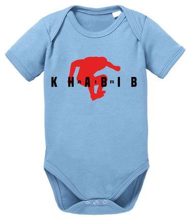 Air Khabib II MMA Baby Strampler Bio Baumwolle Body Jungen & Mädchen 0-12 Monate – Bild 5