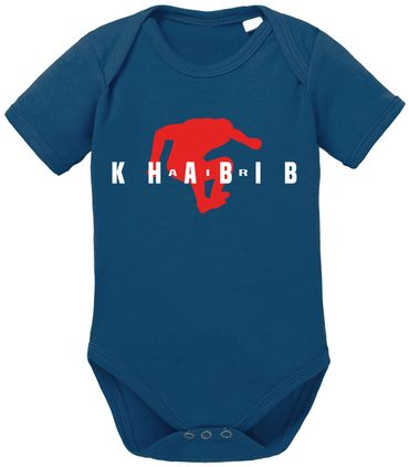Air Khabib II MMA Baby Proverbs Romper Organic Cotton Bodysuit Boys & Girls 0-12 – Bild 4