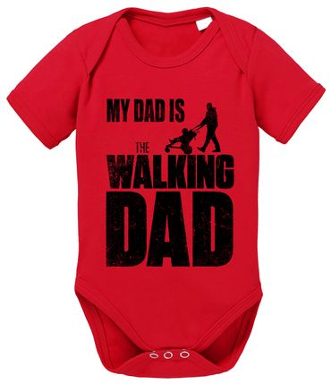 My TWD Baby Proverbs Romper Organic Cotton Bodysuit Boys & Girls 0-12 – Bild 8