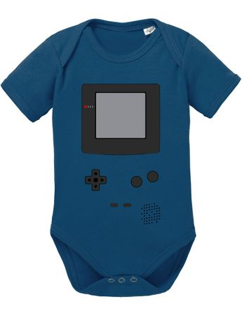 Game Color Baby PS Proverbs Romper Organic Cotton Station Bodysuit Boys & Girls 0-12 – Bild 2