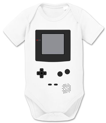 Game Color Baby PS Proverbs Romper Organic Cotton Station Bodysuit Boys & Girls 0-12 – Bild 7