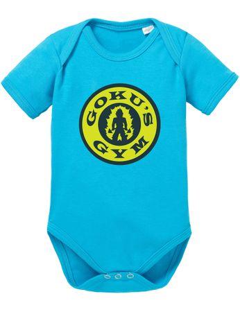 Goku Gym Baby Dragon Proverbs Ball Son Romper Organic Cotton Bodysuit Boys & Girls 0-12 – Bild 5