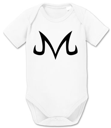 Majin Logo Baby Goku Dragon Proverbs Ball Son Romper Organic Cotton Bodysuit Boys & Girls 0-12 – Bild 9
