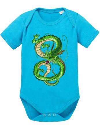 Shenron Goku Baby Dragon Proverbs Ball Son Romper Organic Cotton Bodysuit Boys & Girls 0-12 – Bild 5
