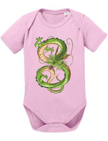 Shenron Goku Baby Dragon Proverbs Ball Son Romper Organic Cotton Bodysuit Boys & Girls 0-12 – Bild 6