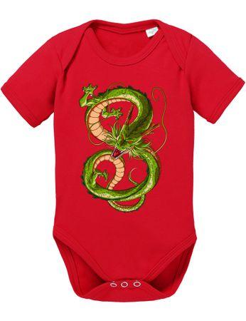 Shenron Goku Baby Dragon Proverbs Ball Son Romper Organic Cotton Bodysuit Boys & Girls 0-12 – Bild 7