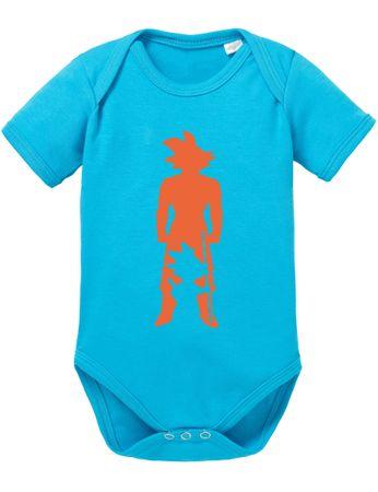 Son in Son Baby Dragon Proverbs Ball Goku Romper Organic Cotton Bodysuit Boys & Girls 0-12 – Bild 7